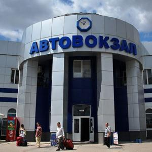 Автовокзалы Краснозаводска