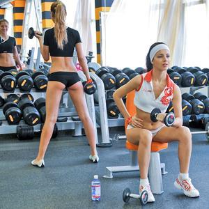 Фитнес-клубы Краснозаводска