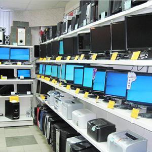 Компьютерные магазины Краснозаводска
