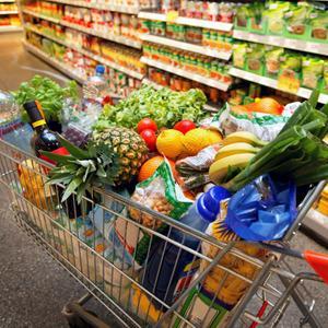 Магазины продуктов Краснозаводска