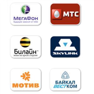Операторы сотовой связи Краснозаводска