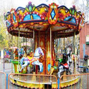 Парки культуры и отдыха Краснозаводска