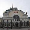 Железнодорожные вокзалы в Краснозаводске