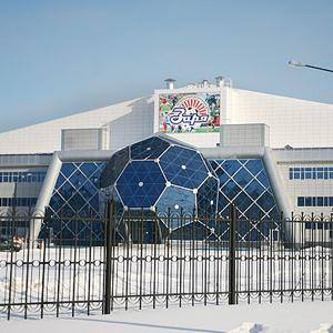 Спортивные комплексы Краснозаводска
