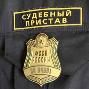 Судебные приставы Краснозаводска
