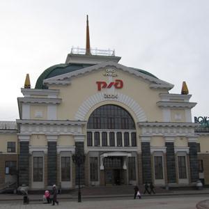 Железнодорожные вокзалы Краснозаводска